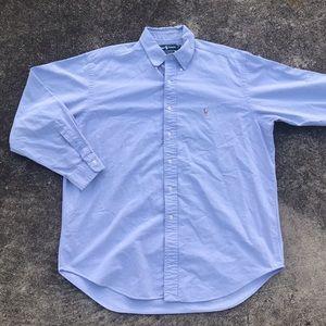 Ralph Lauren Blue Label Button Down denim shirt